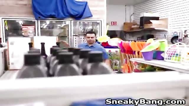 sneaky milf porno