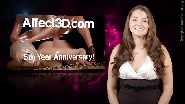 Affect3d videos