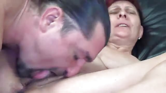 Reifes Paar Steht Auf Analsex Drpornofilme Com