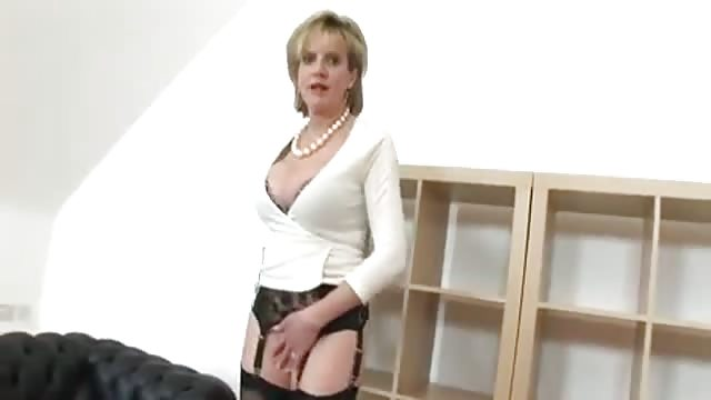 Grote kont MILF sex