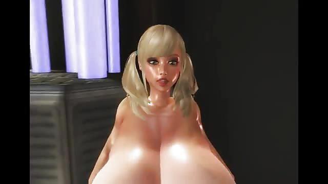 Vollbusiger Hentai 3d
