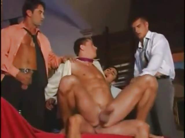 Junge schwule Jungs Orgy